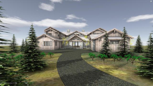 7085 Jensen Canyon Road, Teton Village, WY 83025 (MLS #18-3155) :: Sage Realty Group
