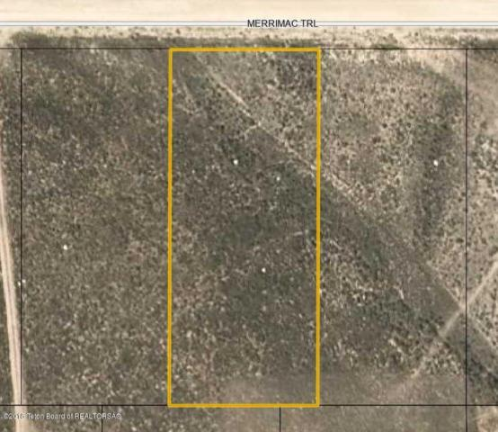 Lot 152 Merrimac Trl, Boulder, WY 82923 (MLS #18-3233) :: Sage Realty Group