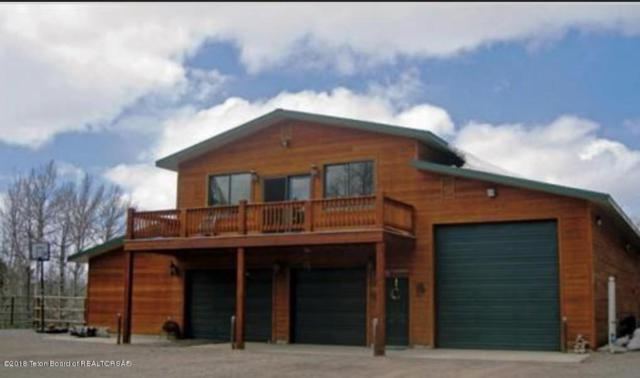 176 Dell Creek Rd, Alpine, WY 83128 (MLS #18-325) :: Sage Realty Group