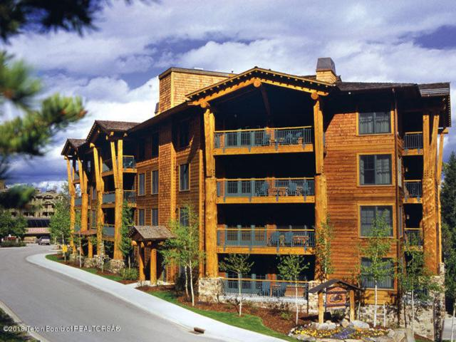 Address Not Published, Teton Village, WY 83025 (MLS #18-3262) :: West Group Real Estate