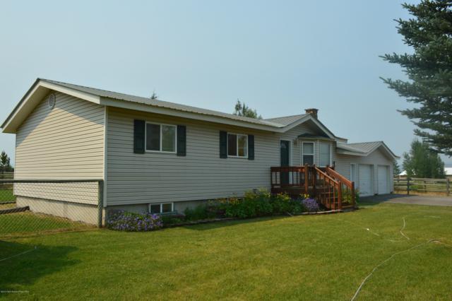 222 Burton Lane, Afton, WY 83110 (MLS #18-3268) :: West Group Real Estate