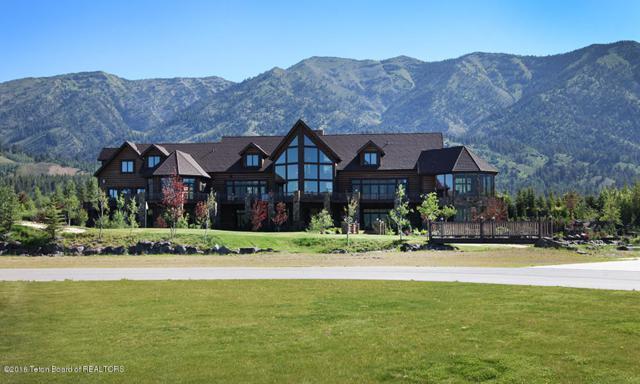 766 Alpine Village Loop, Alpine, WY 83128 (MLS #18-329) :: West Group Real Estate