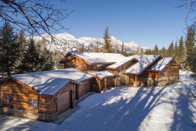 Address Not Published, Jackson, WY 83001 (MLS #18-34) :: Sage Realty Group