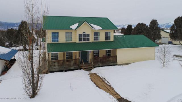 555 Hoback Drive, Thayne, WY 83127 (MLS #18-358) :: West Group Real Estate