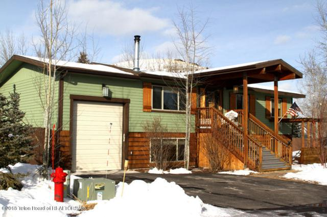 Address Not Published, Jackson, WY 83001 (MLS #18-418) :: Sage Realty Group