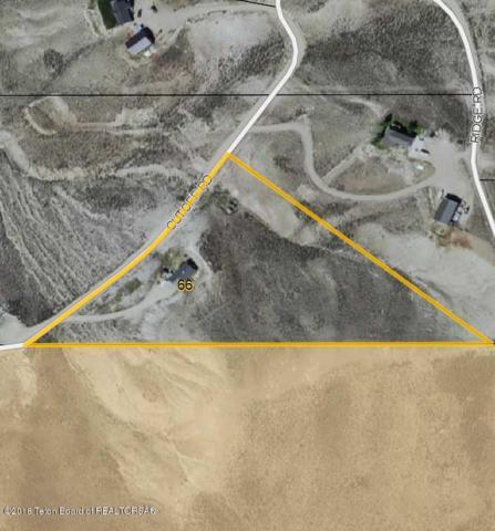 66 Cutoff Road, Daniel, WY 83115 (MLS #18-423) :: Sage Realty Group