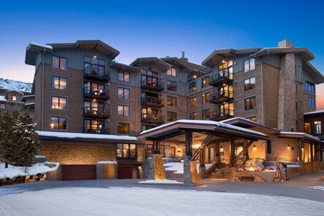 3335 W Village Dr #204, Teton Village, WY 83025 (MLS #18-449) :: West Group Real Estate
