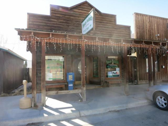 34 N Franklin Ave, Pinedale, WY 82941 (MLS #18-458) :: West Group Real Estate