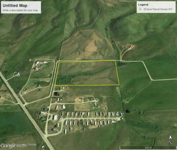 Address Not Published, Grover, WY 83122 (MLS #18-50) :: West Group Real Estate