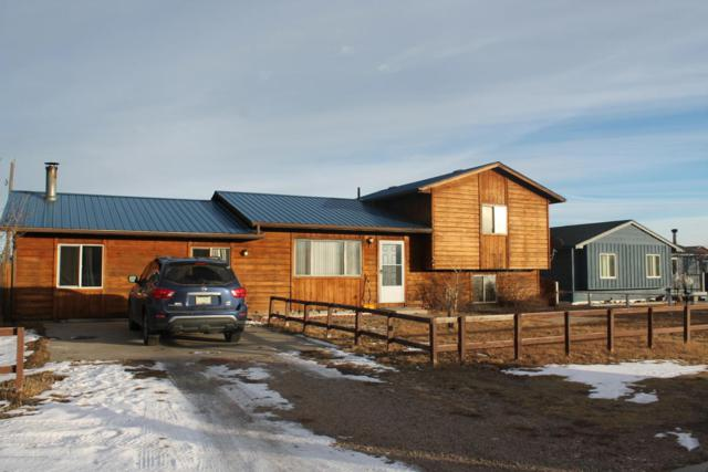 416 Budd Ave, Marbleton, WY 83113 (MLS #18-51) :: Sage Realty Group