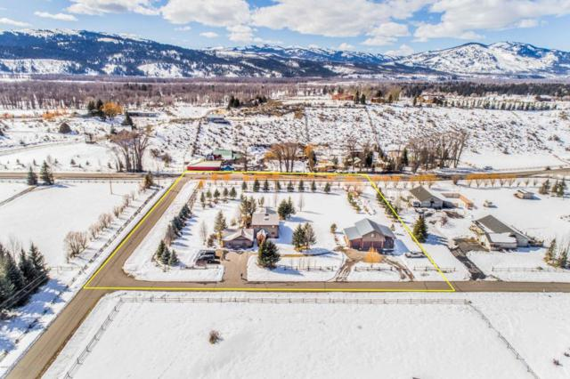 4225 Glory View Ln, Jackson, WY 83001 (MLS #18-518) :: West Group Real Estate