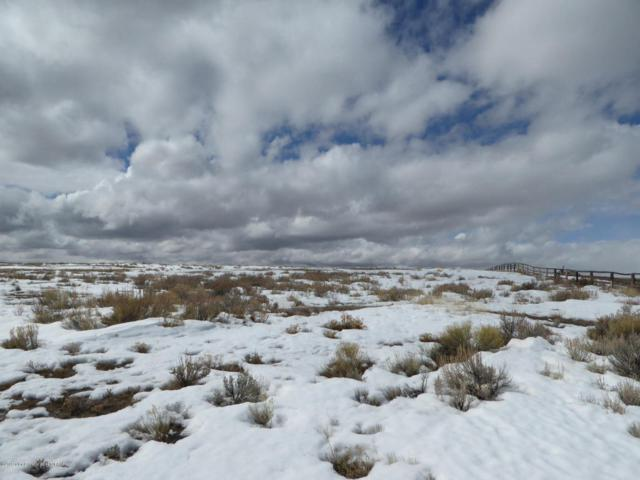 LOT 38 4TH W Coyote Trail, Pinedale, WY 82941 (MLS #18-528) :: West Group Real Estate
