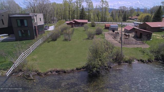 2055 N Fish Creek Rd, Wilson, WY 83014 (MLS #18-575) :: Sage Realty Group
