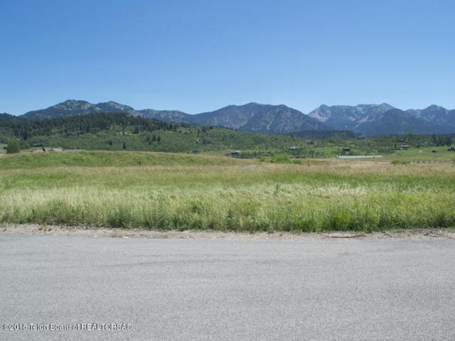6 Willow Lake Dr, Alpine, WY 83128 (MLS #18-576) :: West Group Real Estate