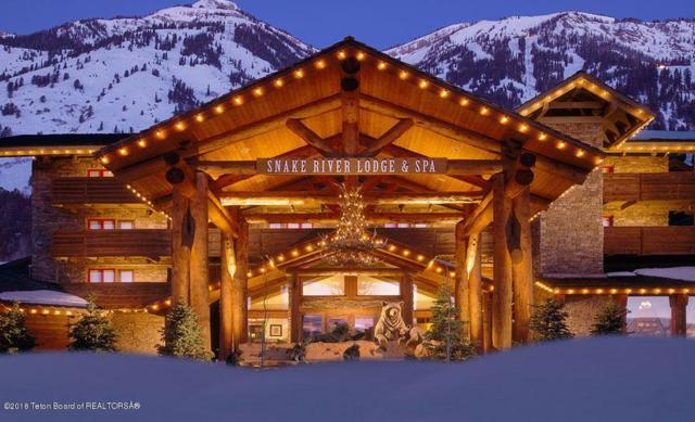 Address Not Published, Teton Village, WY 83014 (MLS #18-58) :: West Group Real Estate