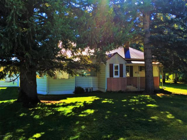 415 Sage Street, Cokeville, WY 83114 (MLS #18-591) :: West Group Real Estate