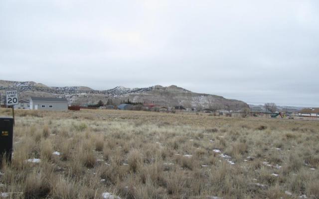 LOT 9 Cedar St, Labarge, WY 83123 (MLS #18-62) :: West Group Real Estate