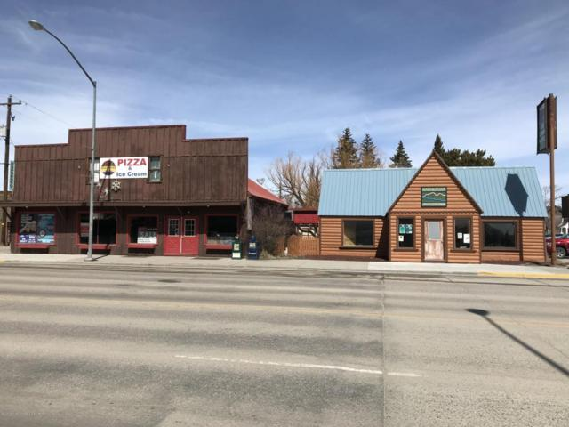 7 & 23 W Pine Street, Pinedale, WY 82941 (MLS #18-628) :: Sage Realty Group