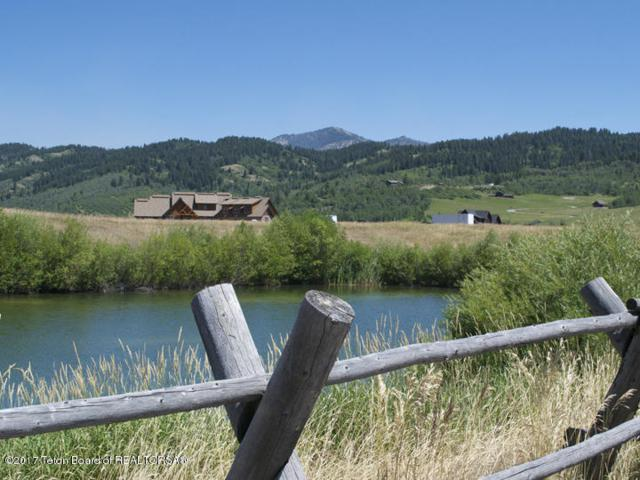 43 River Trail Circle, Alpine, WY 83128 (MLS #18-629) :: Sage Realty Group