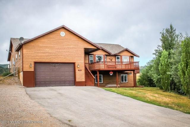 316 Hillview Dr, Afton, WY 83110 (MLS #18-646) :: Sage Realty Group