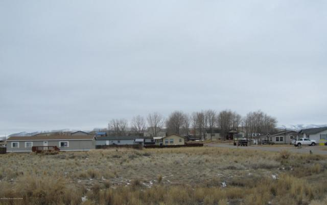 LOT 1 Fourth Ave, Labarge, WY 83123 (MLS #18-65) :: West Group Real Estate