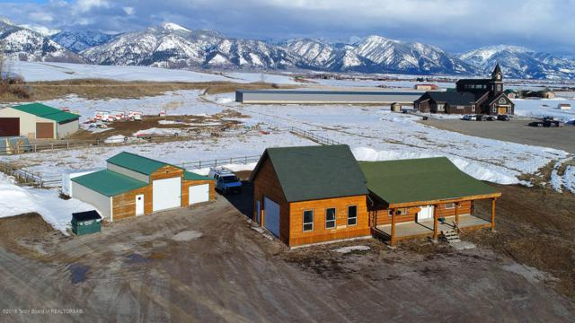 102274 Hwy 89, Thayne, WY 83127 (MLS #18-794) :: West Group Real Estate