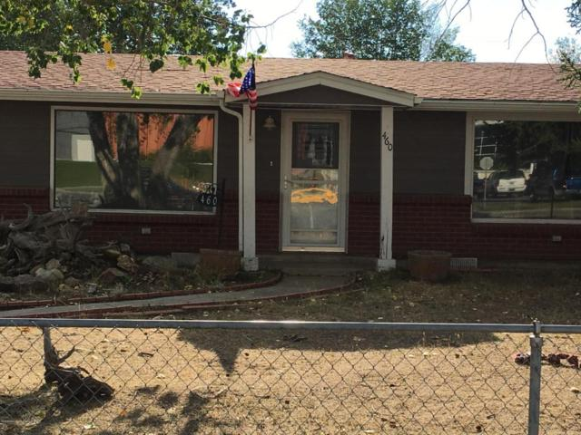 460 N Tyler Ave, Pinedale, WY 82941 (MLS #18-8) :: West Group Real Estate