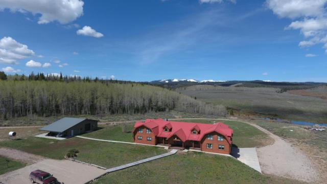 Address Not Published, Merna, WY 83115 (MLS #18-828) :: Sage Realty Group