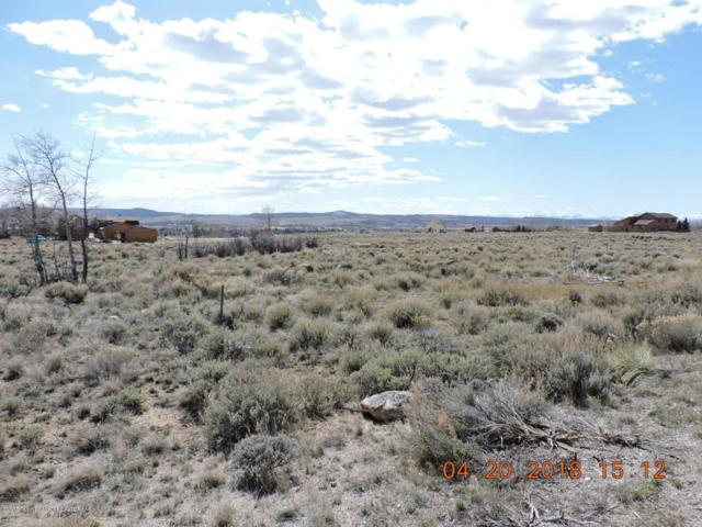 LOT 8 S Broken Hills Dr, Pinedale, WY 82941 (MLS #18-870) :: West Group Real Estate