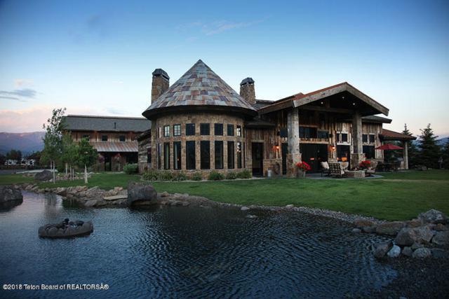 50 Landings  Way- Alpine Airpark, Alpine, WY 83128 (MLS #18-937) :: West Group Real Estate