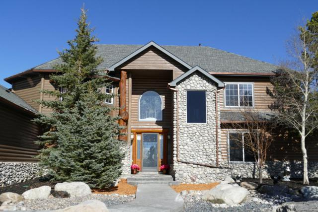205 Tee Cir, Pinedale, WY 82941 (MLS #18-946) :: Sage Realty Group