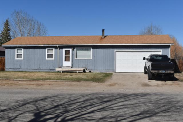 456 S. Lincoln, Pinedale, WY 82941 (MLS #18-955) :: West Group Real Estate