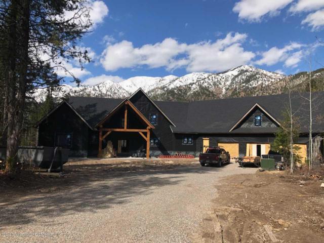 306 Aspen Ridge Trl, Alpine, WY 83128 (MLS #19-1059) :: Sage Realty Group