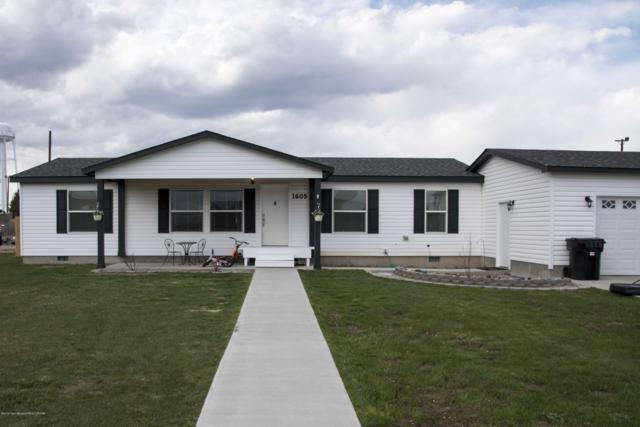 1605 Circle Way, Big Piney, WY 83113 (MLS #19-1071) :: Sage Realty Group