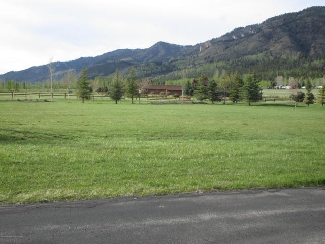 LOT 122 West Reserve Drive, Alpine, WY 83128 (MLS #19-1116) :: Sage Realty Group