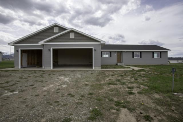 98 A Street, Bedford, WY 83112 (MLS #19-1117) :: West Group Real Estate