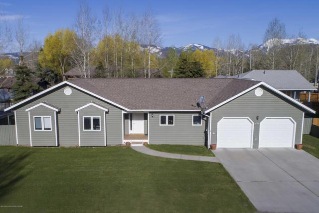 2146 Corner Creek Lane, Jackson, WY 83001 (MLS #19-1136) :: The Group Real Estate