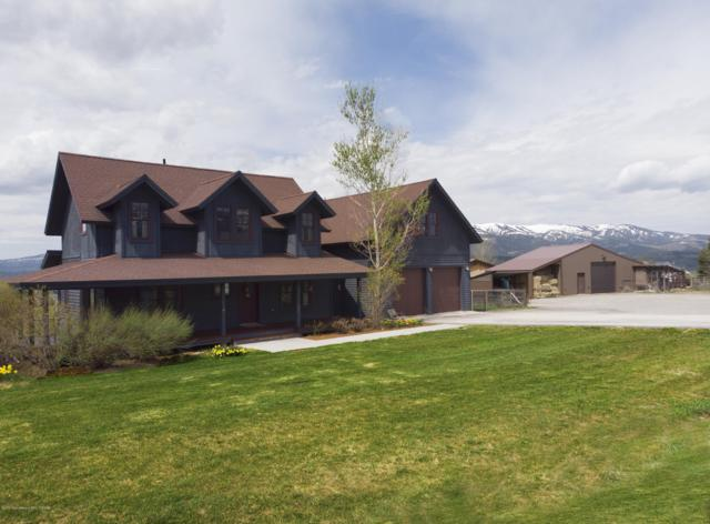 521 Saddle Dr, Etna, WY 83118 (MLS #19-1138) :: West Group Real Estate
