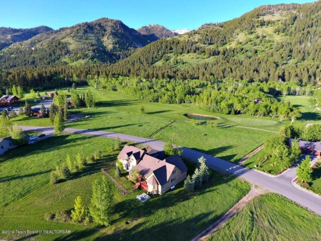 624 Alpine Way, Star Valley Ranch, WY 83127 (MLS #19-1190) :: West Group Real Estate
