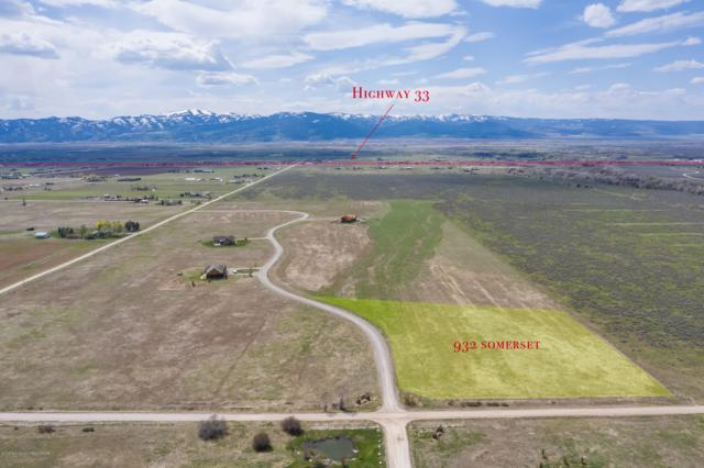 932 Somerset Ln, Victor, ID 83455 (MLS #19-1203) :: Sage Realty Group