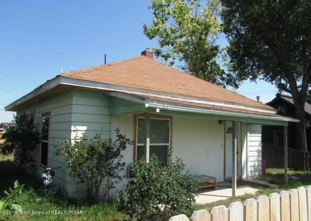 311 Smith Ave, Big Piney, WY 83113 (MLS #19-1204) :: Sage Realty Group