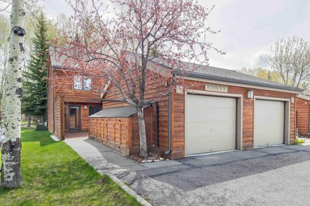 430 E Sagebrush Drive Rimrock A, Jackson, WY 83001 (MLS #19-1238) :: West Group Real Estate
