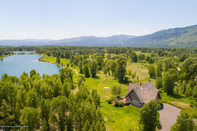 3220 W Wilderness Lane, Wilson, WY 83014 (MLS #19-1247) :: West Group Real Estate