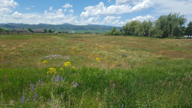 Wild Flower Estates, Afton, WY 83110 (MLS #19-1270) :: Sage Realty Group