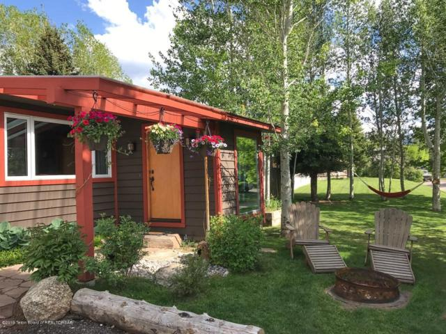 Address Not Published, Jackson, WY 83001 (MLS #19-1321) :: Sage Realty Group