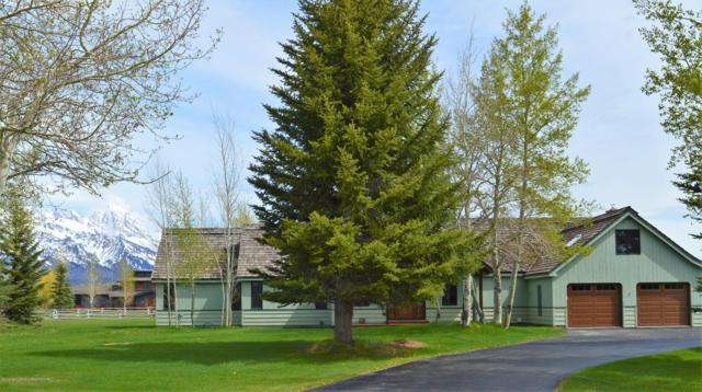 150 Sylvia Drive, Jackson, WY 83001 (MLS #19-1343) :: West Group Real Estate