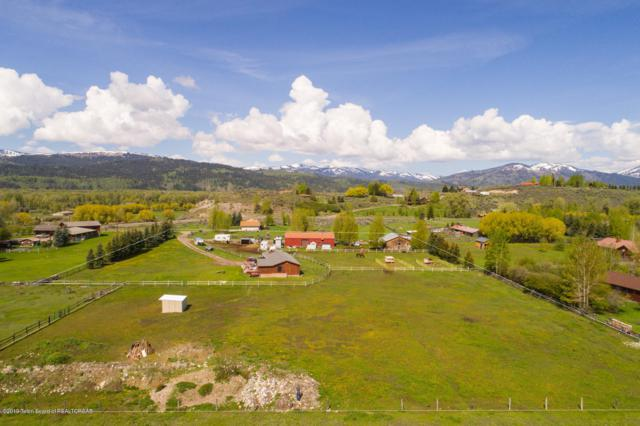 4420 South Park Loop Road, Jackson, WY 83001 (MLS #19-1367) :: West Group Real Estate