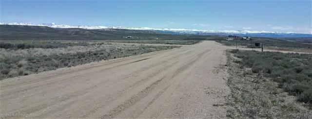 W Rendezvous Rd, Daniel, WY 83115 (MLS #19-1372) :: Sage Realty Group