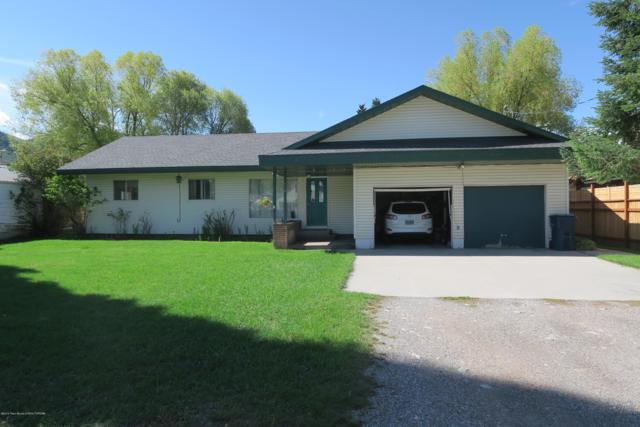 186 E 2ND Ave, Afton, WY 83110 (MLS #19-1429) :: Sage Realty Group