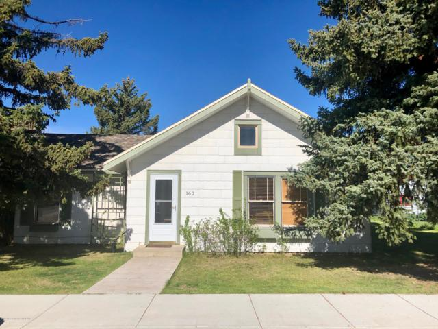 160 S Maybell Ave, Pinedale, WY 82941 (MLS #19-1459) :: Sage Realty Group